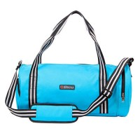 Blue travelling bag